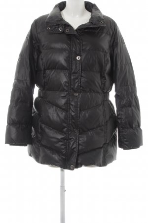 s.Oliver Quilted Jacket black casual look
