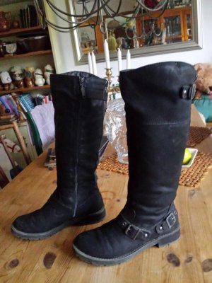 Anastacia by s.Oliver Winter Boots black