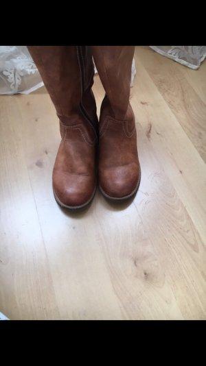 S.oliver Stiefel in braun