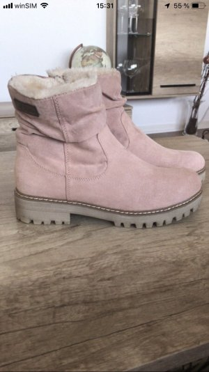s.Oliver Winter boots roze