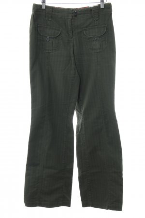 s.Oliver Stoffhose Streifenmuster Casual-Look