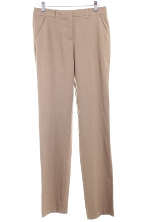 s.Oliver Stoffhose camel Casual-Look