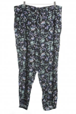 s.Oliver Stoffhose florales Muster Gypsy-Look