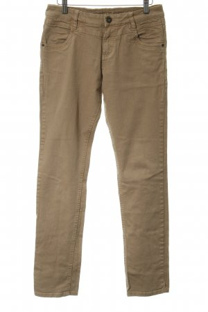 s.Oliver Straight-Leg Jeans beige Casual-Look