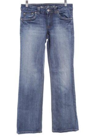s.Oliver Straight-Leg Jeans blau-himmelblau klassischer Stil
