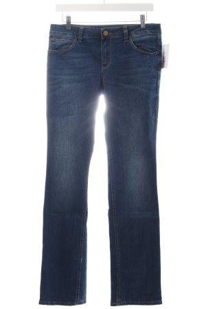 s.Oliver Straight-Leg Jeans blau Jeans-Optik