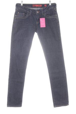s.Oliver Straight-Leg Jeans dunkelblau