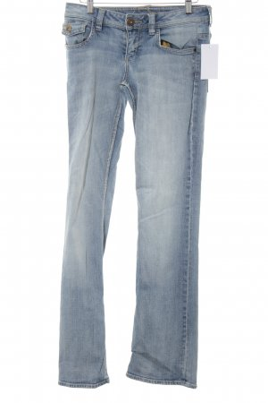 s.Oliver Straight-Leg Jeans himmelblau Casual-Look