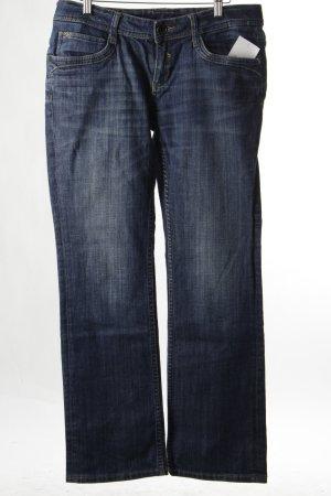 s.Oliver Straight-Leg Jeans stahlblau Casual-Look
