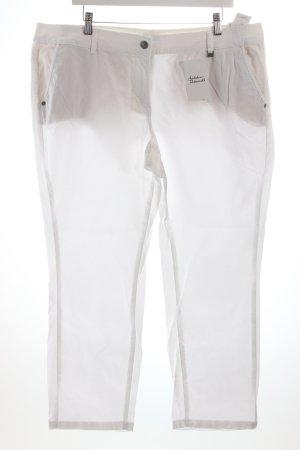 s.Oliver Straight-Leg Jeans weiß klassischer Stil