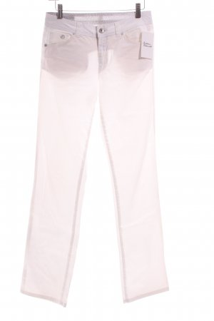 s.Oliver Straight-Leg Jeans weiß Nude-Look
