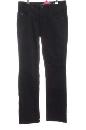s.Oliver Stretch Jeans schwarz Casual-Look