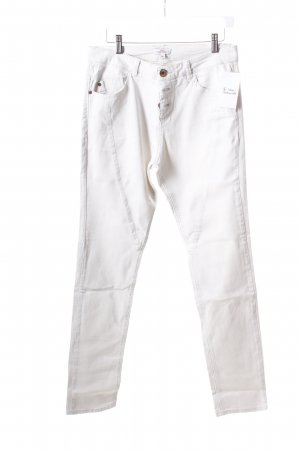 s.Oliver Stretch Jeans hellbeige Nude-Look