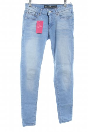 s.Oliver Stretch Jeans hellblau Jeans-Optik