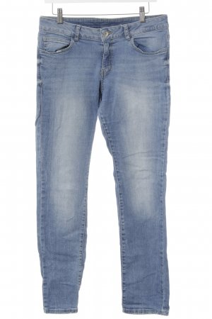 s.Oliver Stretch Jeans himmelblau Casual-Look