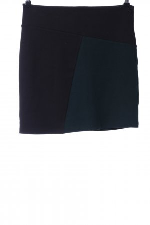 s.Oliver Stretch Skirt black-green casual look