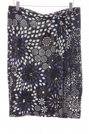 s.Oliver Stretch Skirt allover print casual look
