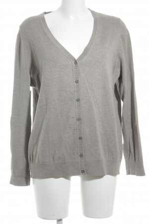 s.Oliver Strick Cardigan beige Casual-Look