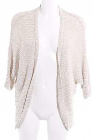 s.Oliver Strick Cardigan hellbeige Casual-Look
