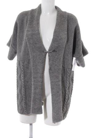 s.Oliver Giacca in maglia grigio Motivo a maglia leggera stile casual