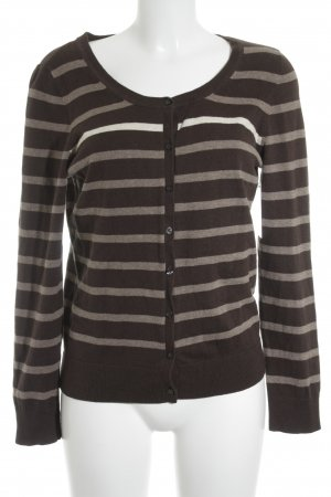 s.Oliver Strickjacke Streifenmuster Casual-Look