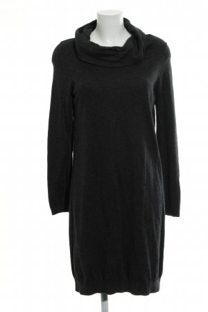s.Oliver Knitted Dress dark grey