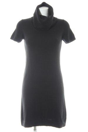 s.Oliver Gebreide jurk zwart