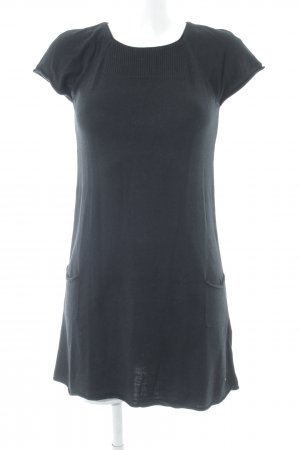 s.Oliver Knitted Dress black casual look