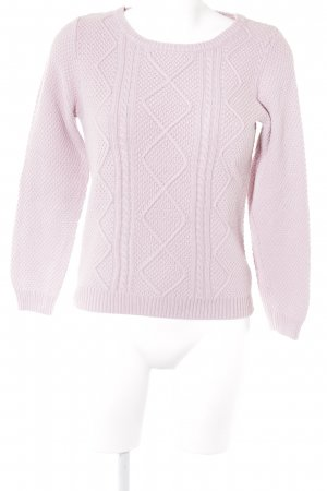 s.Oliver Strickpullover altrosa Casual-Look