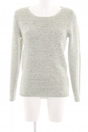 s.Oliver Strickpullover meliert Casual-Look