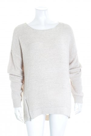 s.Oliver Strickpullover hellbeige Street-Fashion-Look