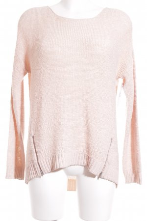 s.Oliver Strickpullover rosé-rosa Casual-Look