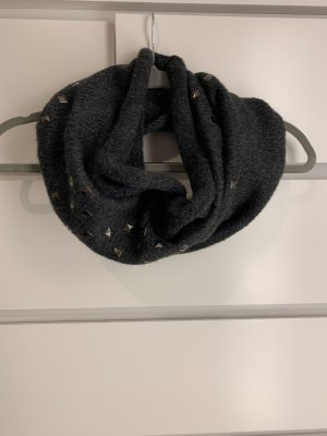 s.Oliver Knitted Scarf grey