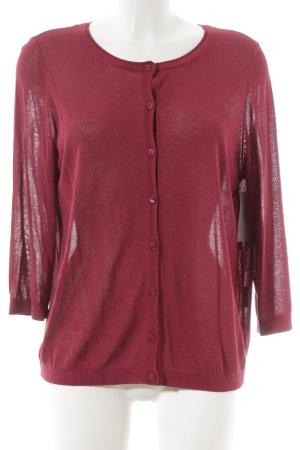 s.Oliver Gilet tricoté violet style simple