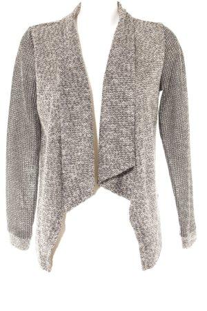 s.Oliver Smanicato lavorato a maglia nero-grigio stile casual