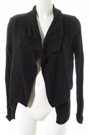 s.Oliver Knitted Vest black simple style