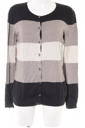 s.Oliver Strickweste Streifenmuster Casual-Look