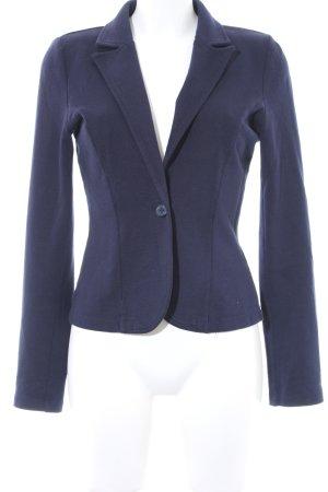 s.Oliver Sweat Blazer dark blue casual look