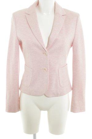 s.Oliver Sweat Blazer light pink flecked elegant