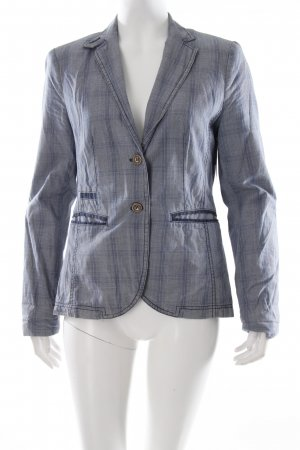 s.Oliver Sweat Blazer check pattern casual look