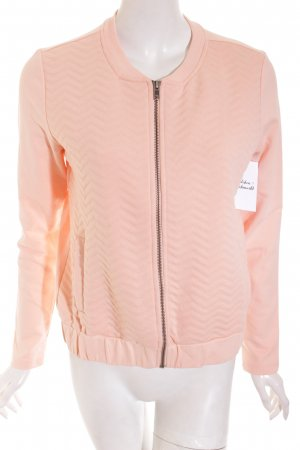 s.Oliver Sweatjacke apricot Casual-Look