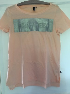 S. Oliver T-Shirt apricot Gr. M
