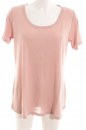 s.Oliver T-Shirt apricot meliert Casual-Look
