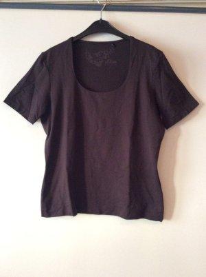 S.Oliver T Shirt Gr XL(42/44) braun