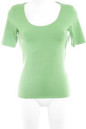 s.Oliver T-Shirt grün-wiesengrün Casual-Look