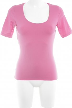 s.Oliver T-Shirt pink-magenta Casual-Look