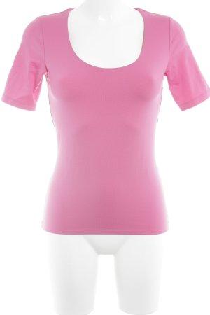s.Oliver Camiseta rosa-magenta look casual