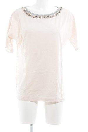 s.Oliver T-Shirt rosé-grau Casual-Look