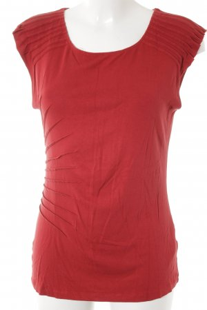 s.Oliver T-Shirt rot Casual-Look