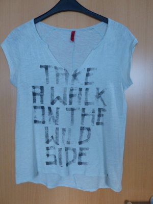"""s. Oliver T-Shirt """"Take a Walk on the Wild Side"""""""